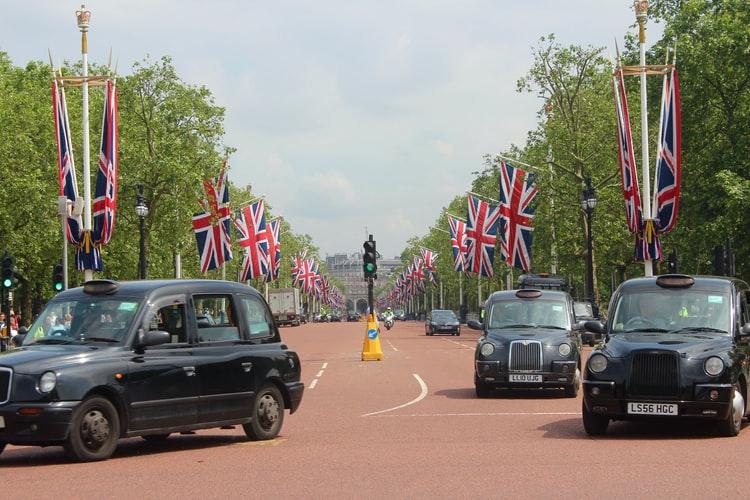 London Taxi service