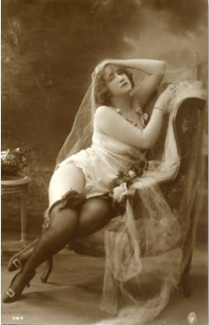 Boudoir Photography- a photo history from Jennie Harlow (1/6)