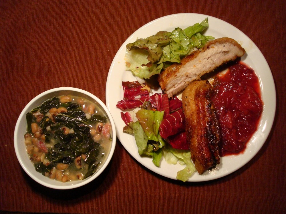 Yotam Ottolenghi's Roast Pork Belly (and one relish)