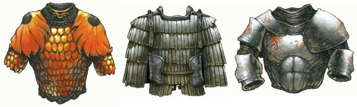 Image result for D&D armored