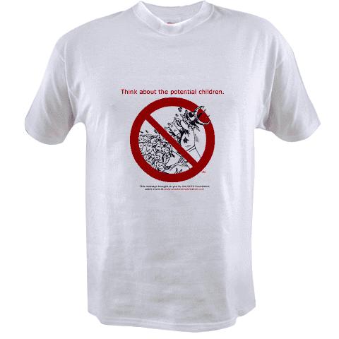 Don't Choke the Chicken T-Shirt