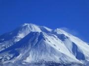 Mount Shasta from I-5