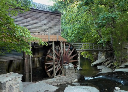 Stone Mountain Park Grist Mill
