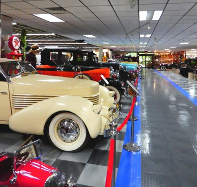 Tallahasee Auto Museum