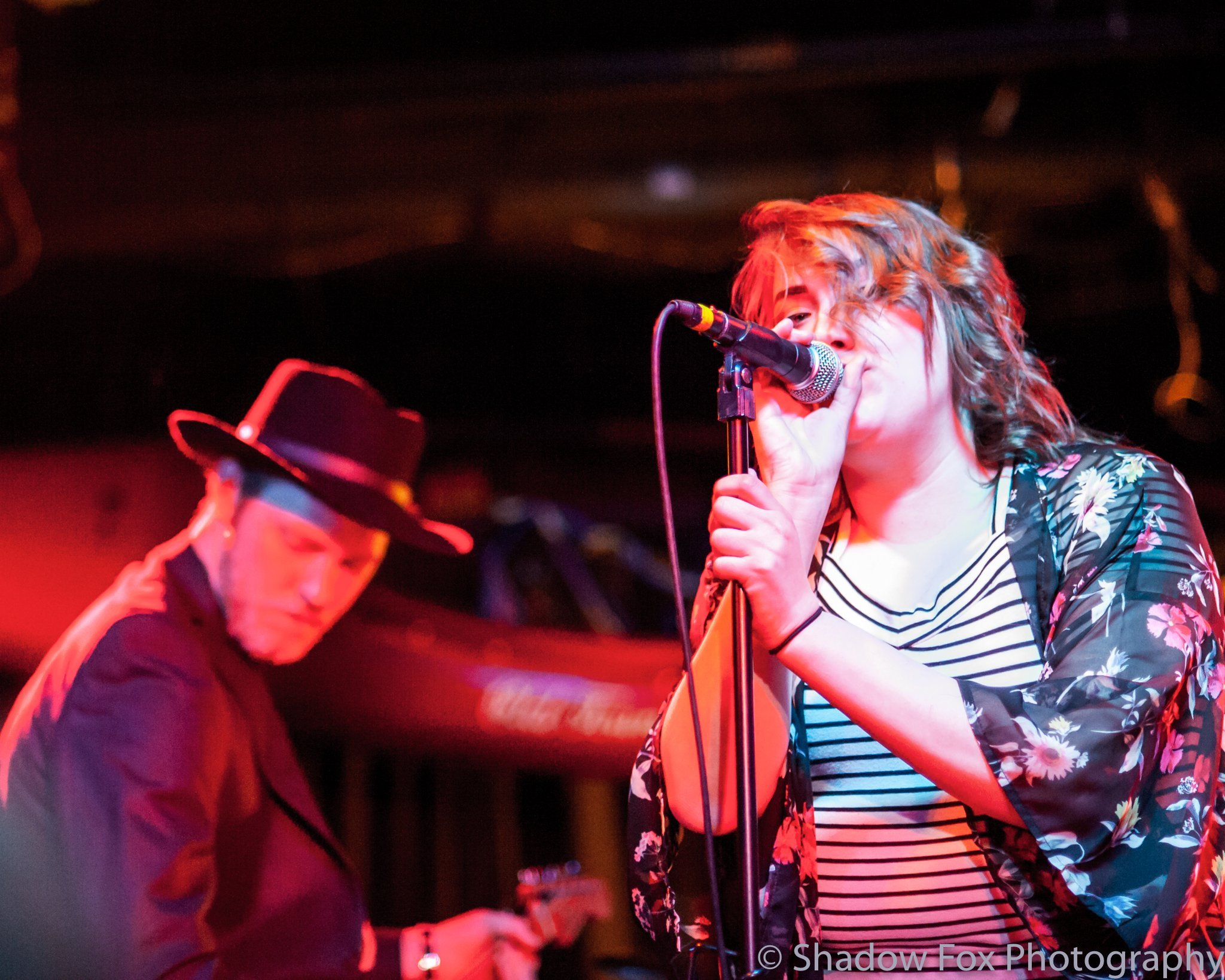 The Funky Prettys playing at 404's CD release show at Spicoli's in Waterloo, Iowa