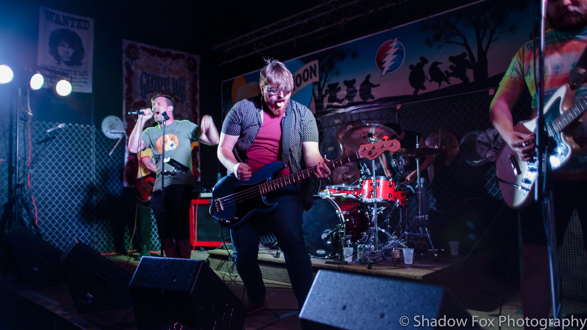 Friendly Fire: On playing at Faces Turned Ashen's album release show at Tailgators in Cedar Rapids, Iowa