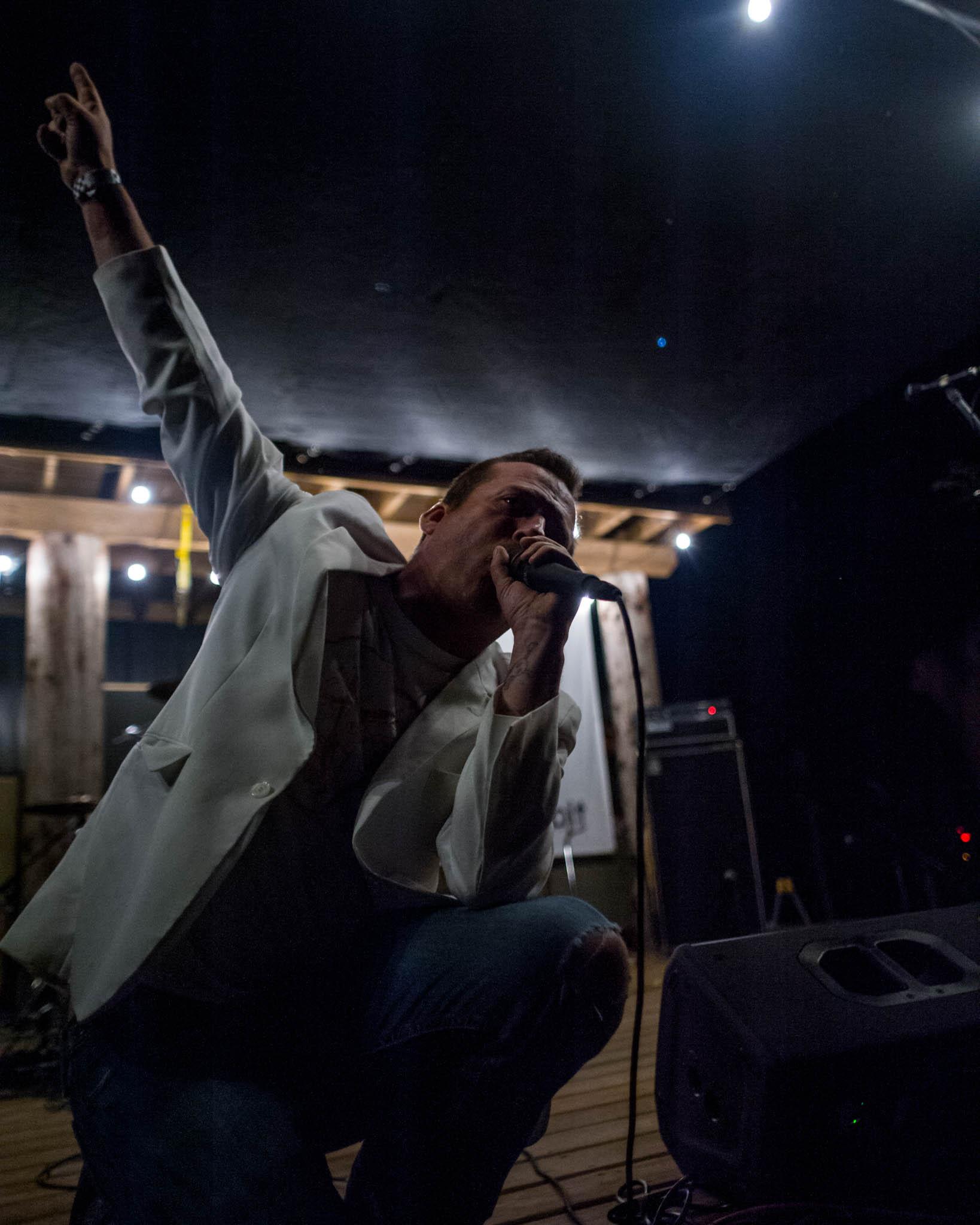 Coolzey at Grey Area 2018 at Flat Black Studios near Iowa City