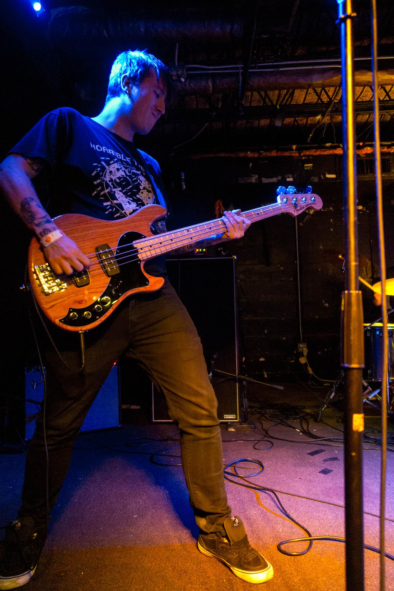 Kali Masi playing at Gabe's in Iowa City