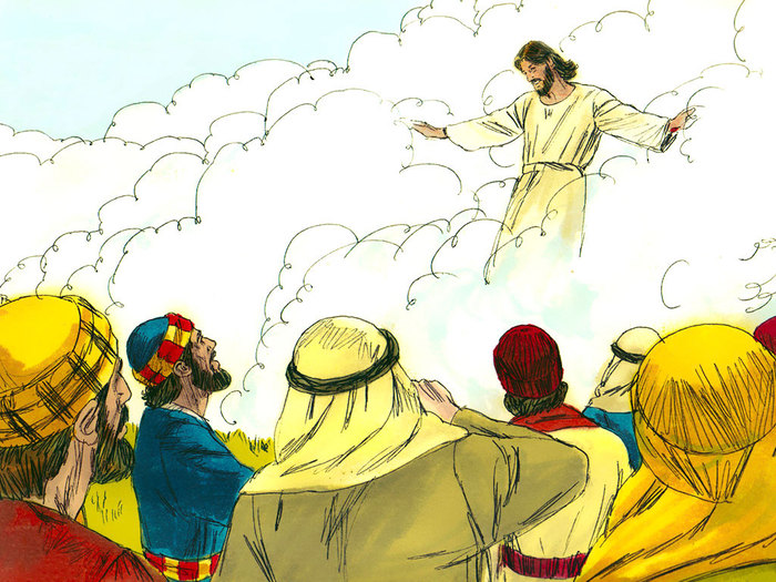The Ascension and 2nd Coming – God Shows Us His Home