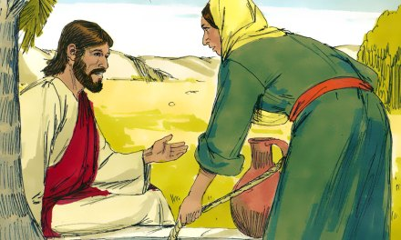 God's Ultimate Makeover – The Samaritan Woman at the Well