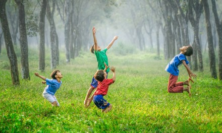 Extreme Savior! Jesus Has Extreme Love: Blessing The Children