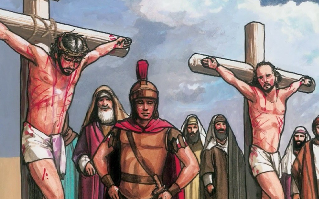 Extreme Savior! Jesus's Extreme Saving: The Thief On the Cross