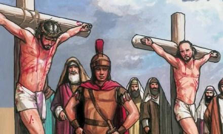 Extreme Savior! Jesus's Extreme Saving: The Thief On the Cross