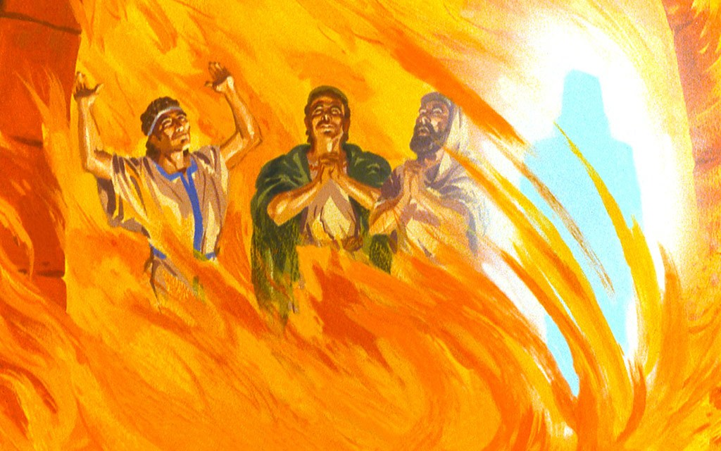 Extreme Savior! Jesus Has Extreme Power: The Fiery Furnace