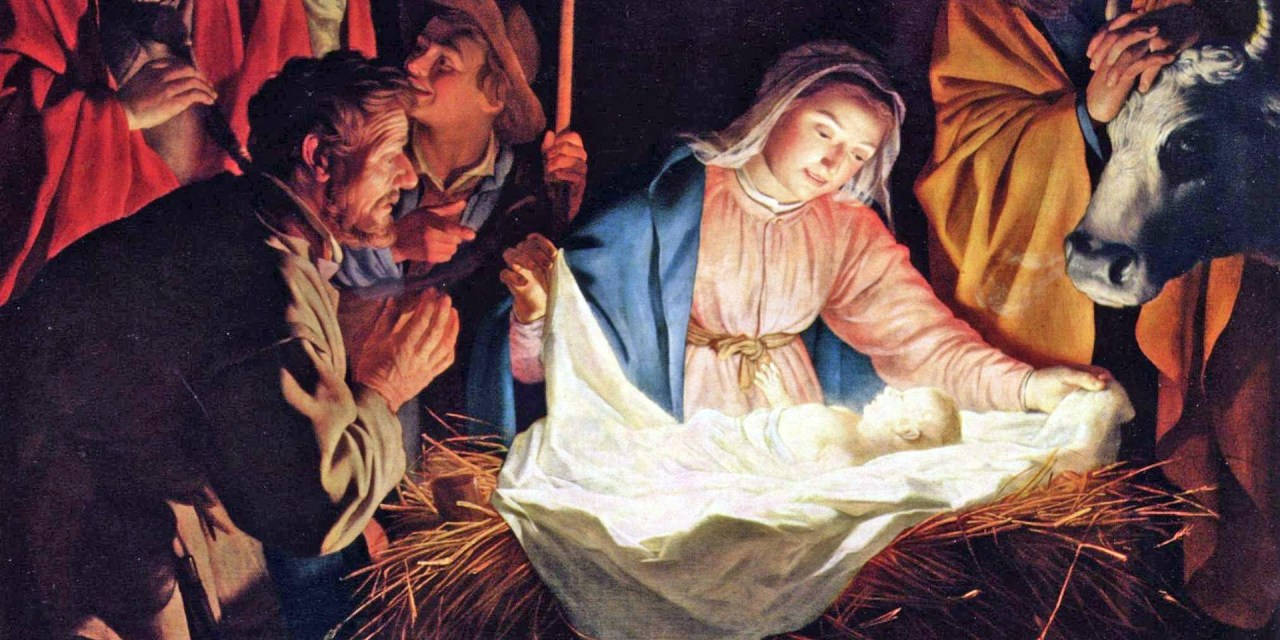 "The ""Christmas Spirit"" – Through The Eyes of Mary & Joseph"