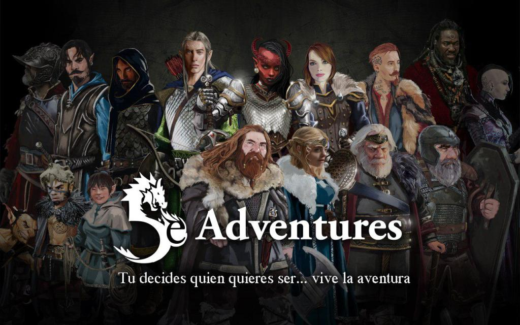 Introducción a Dungeons & Dragons.