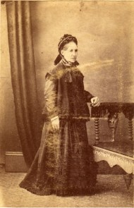 Sarah Blinkco nee Reeve - wife of George Robert Blinkco - courtesy of Susannah Cavill collection