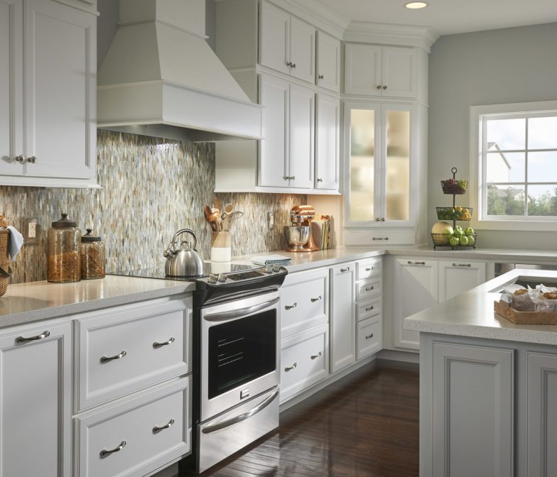 Americam Woodmark Kitchen