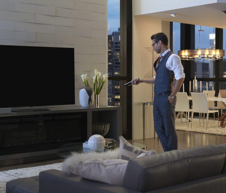LG Hi Def TV