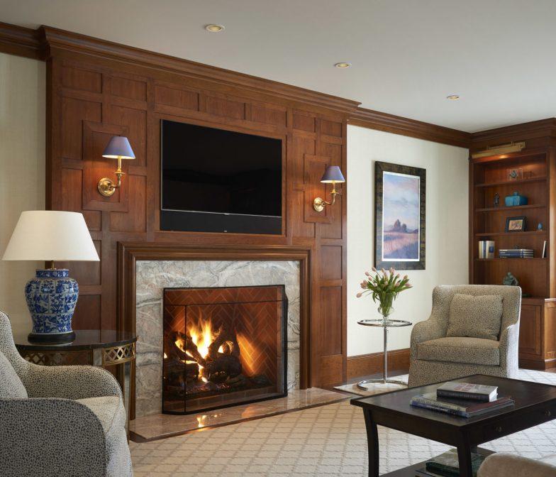 Woodmode Living Room 0316