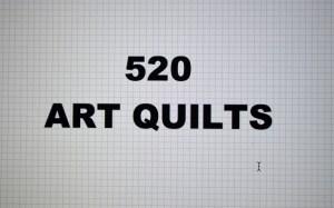 520-00.ART QUILTS