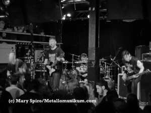 Misery Index at MDF pre-fest, Ottobar. Photo by Mary Spiro