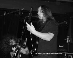 Charles Elliott of Abysmal Dawn @Sonar Dec. 2011