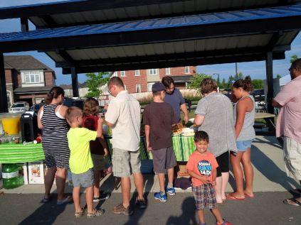 Blackstone Community Breakfast 2016