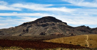 In the Shadow of Teide