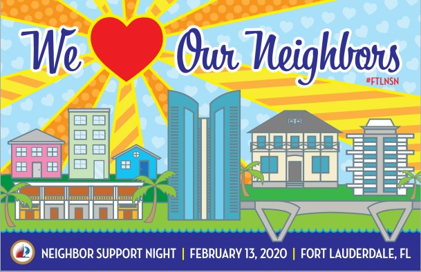 Neighbor Support Night @ City Hall