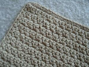 crochet dishcloth diy
