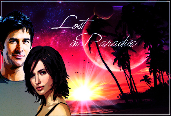 Cover Lost in Paradise 2