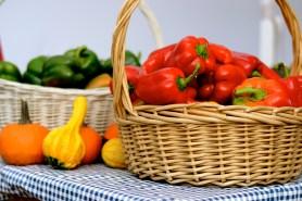 Fall Farmer's Market in Charlevoix