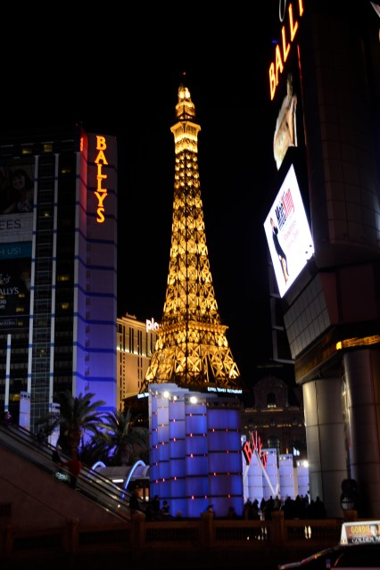 Paris in Vegas Nighlife
