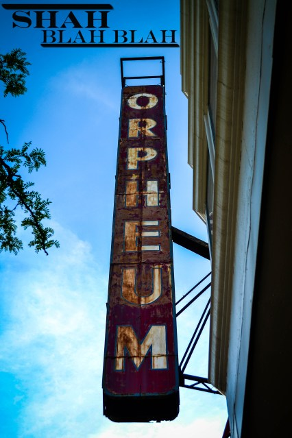 It wouldn't be State street without the Orpheum, a venue for the hottest concerts in town.