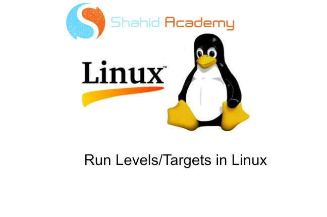 Run Levels/Targets in Linux