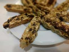More biscotti