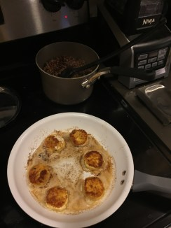 Pan-fried and delicious