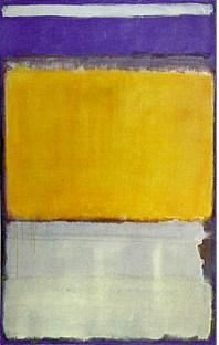 Mark Rothko, No. 10,1950.