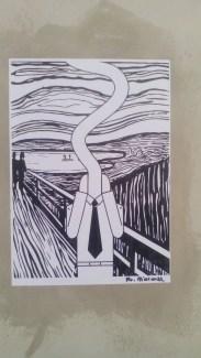 Mr Minimal, Munch