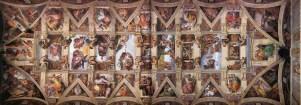 Michelangelo, volta della Cappella Sistina