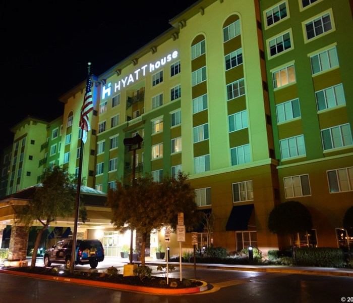 Hyatt House, Santa Clara, California Hotel Review