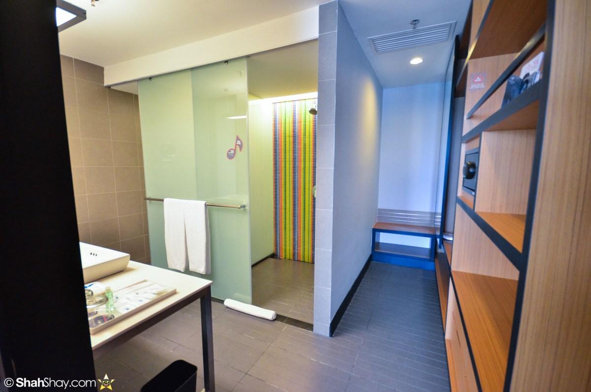 Hotel Kuala Lumpur - Aloft KL Sentral Breezy Suite - Bathroom