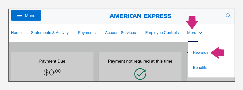 How to transfer American Express Membership Rewards to Avianca LifeMiles Step 1