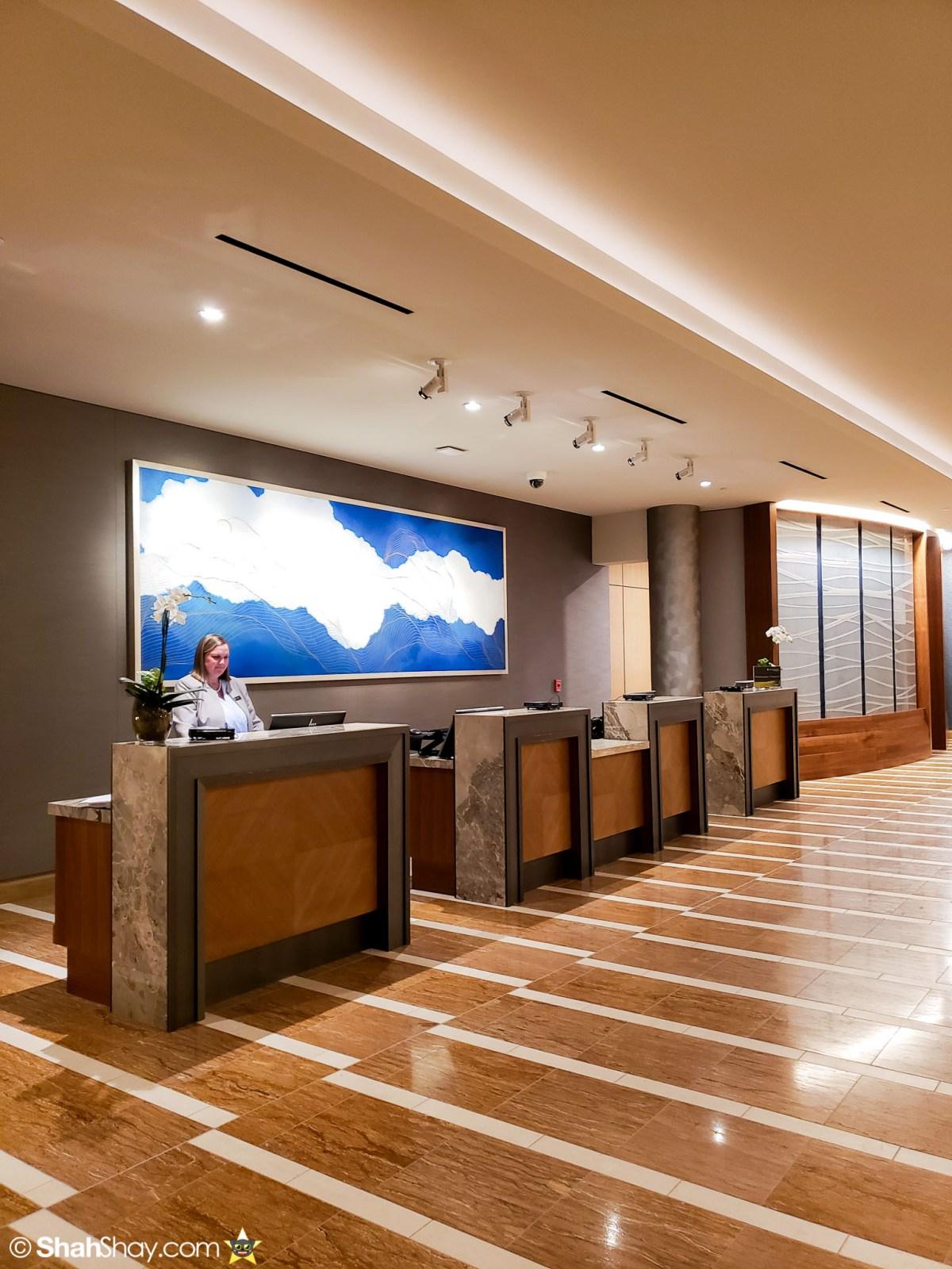 InterContinental San Diego - Reception