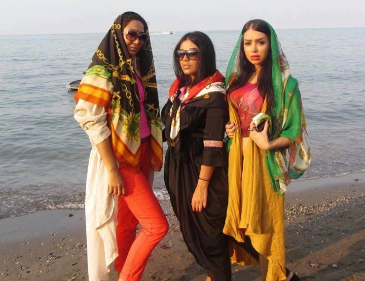Persians-at-the-sea نوجوان