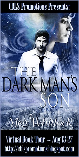 The Dark Man's Son (Guardian Chronicles Book, Part 1) by Meg Whitlock – Extended Excerpt & Guest Post