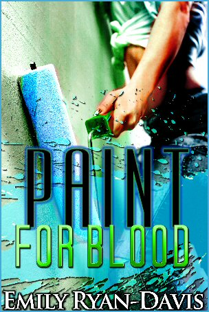 Paint For Blood Book Cover