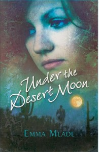 Under The Desert Moon by Emma Meade Book Cover
