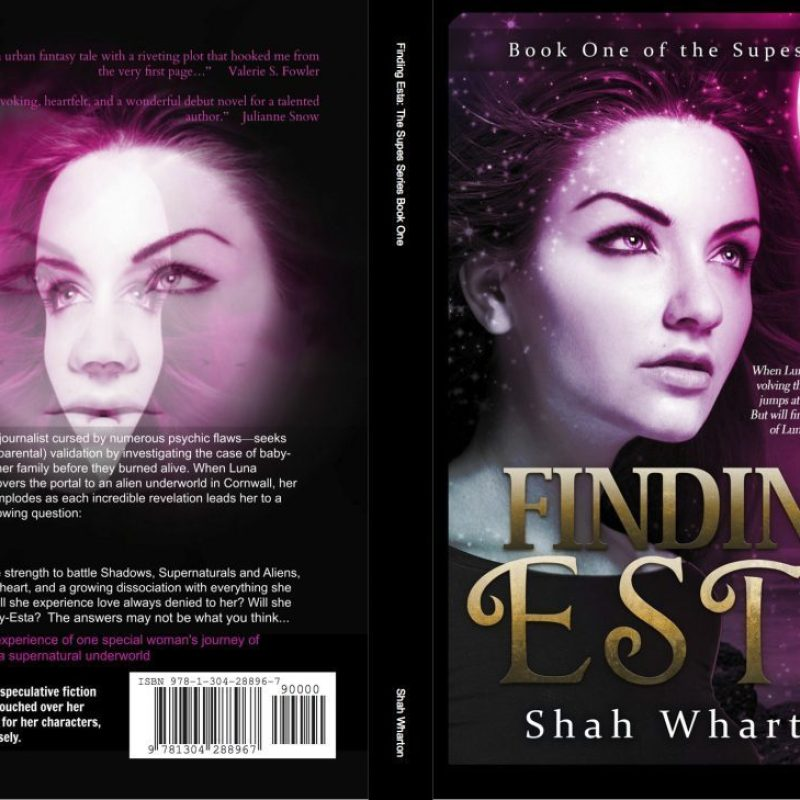 Featuring Sally Ember #sci-fi #spec-fic. (PLUS: Finding Esta 1st #Goodreads #Giveaway)